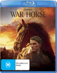 War Horse on Blu-ray