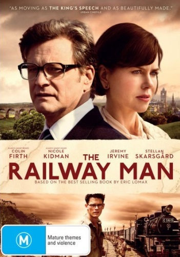 The Railway Man on DVD image