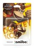 Nintendo Amiibo Donkey Kong - Super Smash Bros. Figure for Nintendo Wii U