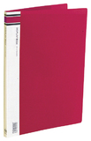FM A4 10 Pocket Display Book - Red