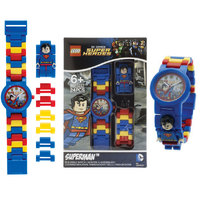 LEGO Watch Superman Minifigure Link
