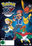 Pokemon: XY Kalos Quest Collection 2 DVD