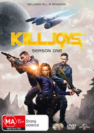 Killjoys - Season One on DVD