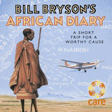 Bill Bryson African Diary by Bill Bryson