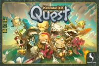 Krosmaster: Quest - Board Game
