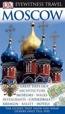 DK Eyewitness Travel Guide: Moscow image