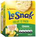 Le Snak - Cheese (12 Pack)