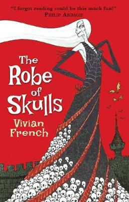The Robe of Skulls by Vivian French image