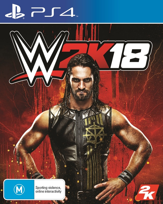 WWE 2K18 for PS4