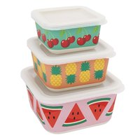 Sunnylife Nesting Boxes - Fruit Salad