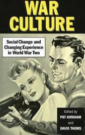 War Culture by Pat Kirkham image