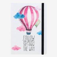 Legami: Large Notebook - Air Balloons