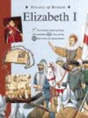 Elizabeth I by Andrew Langley image