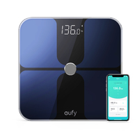 eufy: Smart Fitness Scale Premium - Black