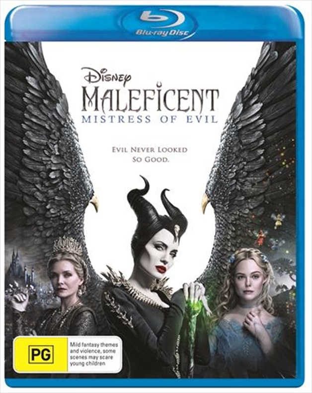 Maleficent: Mistress of Evil on Blu-ray