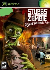 Stubbs the Zombie - Rebel Without a Pulse for Xbox