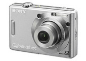 Sony DSCW35 7.2MP Digital Camera