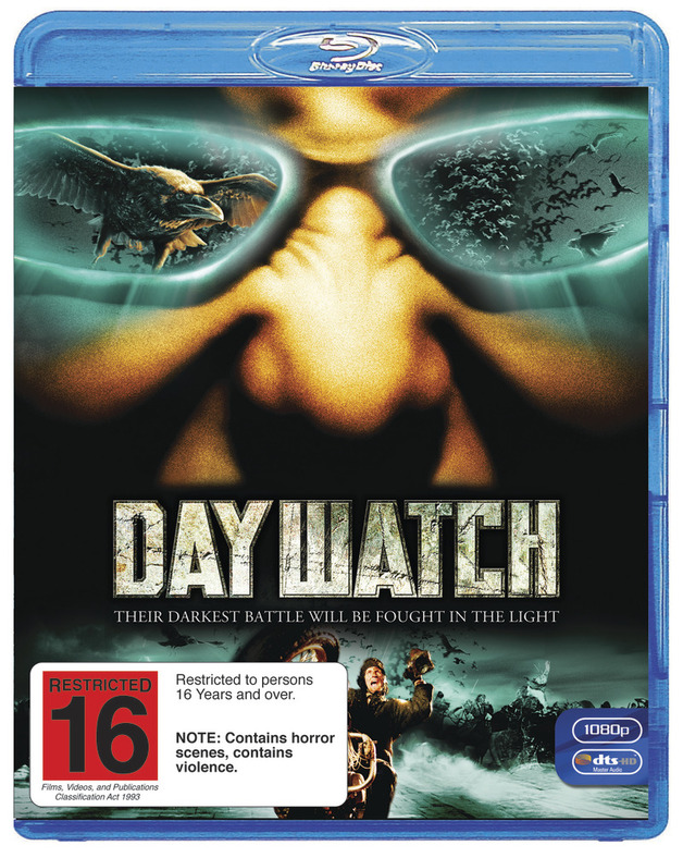 Day Watch on Blu-ray