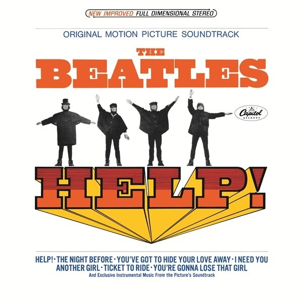 Help! (Limited Edition) by The Beatles