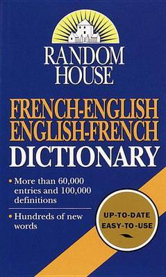 Random House French-English by Helene Gutman image