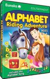 Eureka Alphabet Riding Adventure (age 3-6) for PC Games