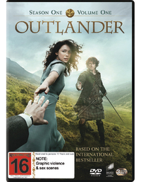 Outlander - Season 1: Volume 1 on DVD