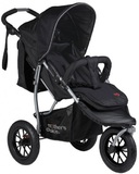 Mother's Choice Ebony Stroller