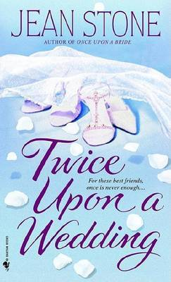 Twice Upon a Wedding by Jean Stone image