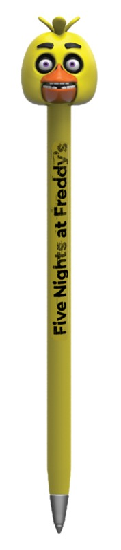 Five Nights At Freddy's - Chica Pop! Pen Topper