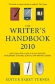 The Writer's Handbook: 2010 image