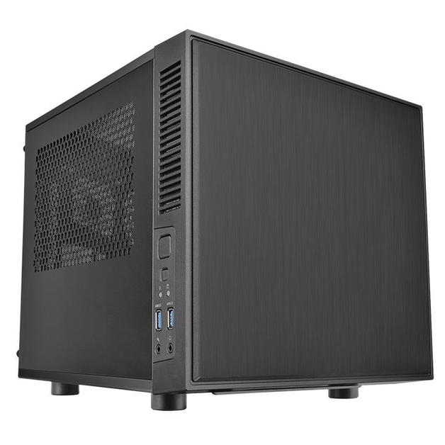 Thermaltak - Suppressor F1 Mini Case - Black