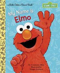 LGB My Name Is Elmo (Sesame Street) by Constance Allen