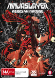 Ninja Slayer - Complete Series on DVD