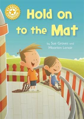 Reading Champion: Hold on to the Mat by Sue Graves image