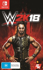 WWE 2K18 for Nintendo Switch image