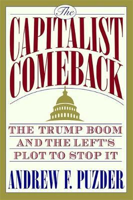 The Capitalist Comeback by Andy Puzder image
