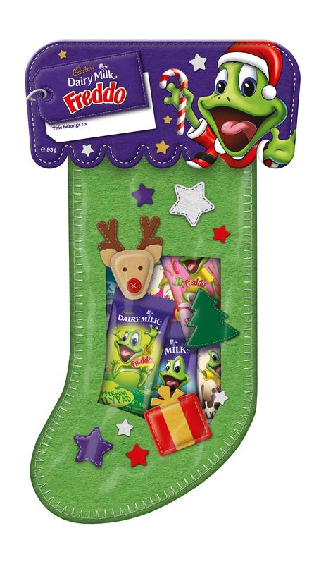 Cadbury Freddo Christmas Stocking (93g)