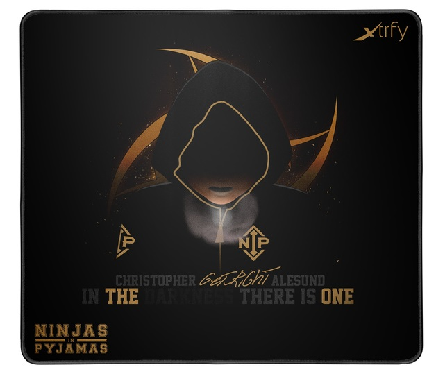 XTRFY XTP1 Gaming Mousepad - Large Get_Right for PC