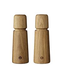 CrushGrind: Stockholm Salt/Pepper/Spice Mill Ceramic Mechanism Set (6x6x17cm) image