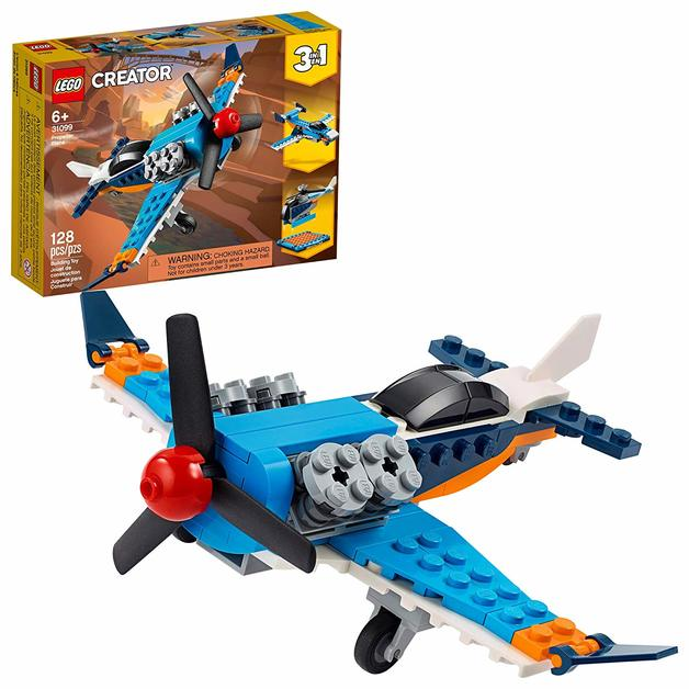 LEGO Creator: Propeller Plane - (31099)