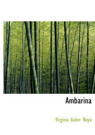 Ambarina by Virginia Auber Noya image