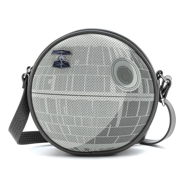 Loungefly: Star Wars - Death Star Pin Collector Bag