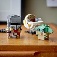 LEGO Brickheadz - The Mandalorian & The Child (75317) image