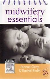Midwifery Essentials by Joanne Gray image