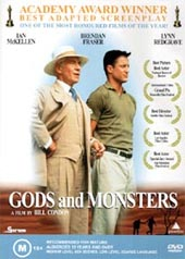 Gods And Monsters on DVD