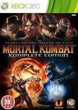 Mortal Kombat Komplete Edition for Xbox 360