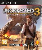 Uncharted 3: Drake's Deception (PS3 Essentials) for PS3