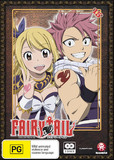 Fairy Tail - Collection 15 on DVD