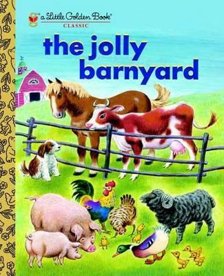 LGB:The Jolly Barnyard by Annie North Bedford