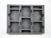 Movement Tray Holder 3 Foam Tray (BFL) (2 inch)